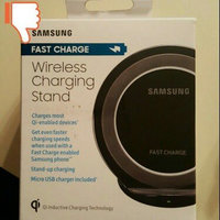 Samsung EP-NG930TBUGUS Fastcharge Wrlss Chrg Stnd Blk uploaded by Jessica W.