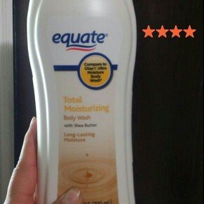 Photo of Equate Total Moisturizing Body Wash with Shea Butter uploaded by Yessi T.