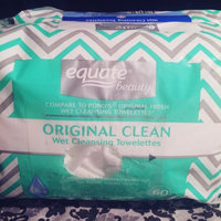 Equate Original Clean Wet Cleansing Towelettes With Vitamin E 144ct Twinpack- Compare To Pond's uploaded by Sara I.