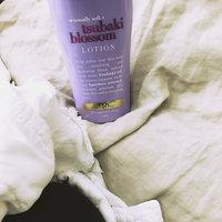 OGX Tsubaki Blossom Body Lotion uploaded by Tanya J.