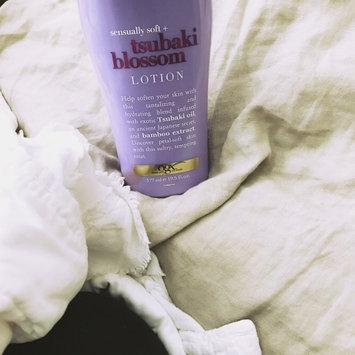 Photo of OGX® Tsubaki Blossom Body Lotion uploaded by Tanya J.