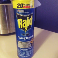 Raid Flying Insect Killer Spray Outdoor Fresh Scent uploaded by Kianna A.
