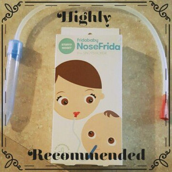 Nosefrida The Snotsucker Nasal Aspirator uploaded by Elizabeth J.