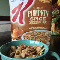 Kellogg's® Special K® Pumpkin Spice Crunch Cereal 12.4 oz. Box uploaded by Savannah M.