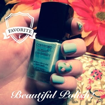 COVERGIRL Outlast Stay Brilliant Nail Gloss - Skylight 147 uploaded by Melody  Q.
