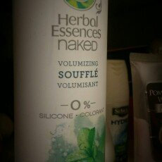 Photo of Herbal Essences Naked Volume Volumizing Souffle uploaded by Reannon E.