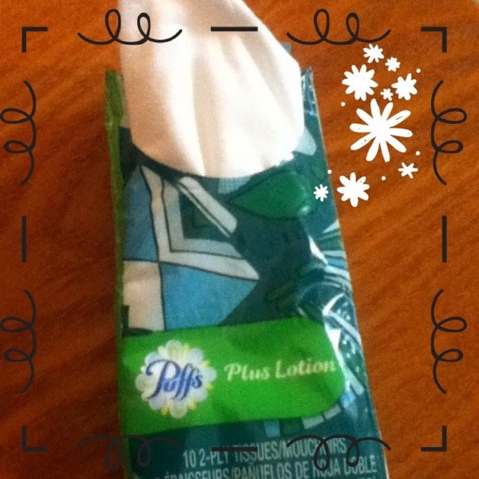 Puffs® Ultra Soft & Strong Facial Tissues uploaded by Nicole S.