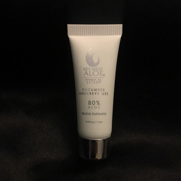 Photo of Key West Aloe Cucumber Undereye Gel uploaded by Jasmine P.