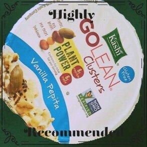 Kashi Go Lean Kashi GoLean Cereal, 1.6 oz, (Pack of 12) uploaded by Brittany L.