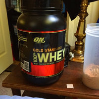 Optimum Nutrition Gold Standard Natural 100% Whey Protein uploaded by Eugene V.