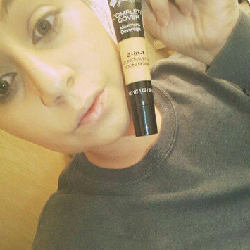Photo of JORDANA Complete Cover 2-in-1 Concealer uploaded by Kayla A.