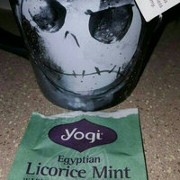 Yogi Tea Egyptian Licorice Mint uploaded by Myranda L.