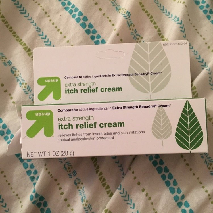 up & up Itch Relief Cream - 1 oz