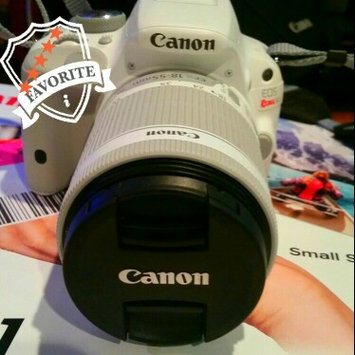 Canon EOS Rebel SL1 18MP Digital SLR Camera with 18-55mm and 75-300mm uploaded by Lauren M.