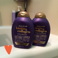 OGX® Biotin & Collagen Shampoo uploaded by Hannah E.