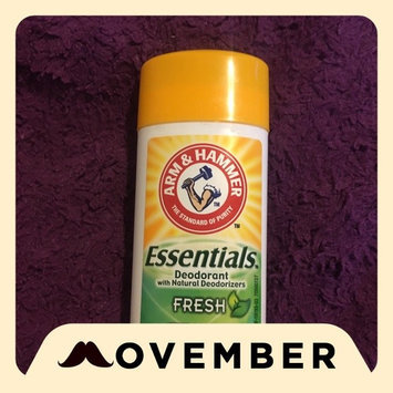 Photo of ARM & HAMMER™ Essentials™ Solid Deodorant Unscented uploaded by Yadaris M.