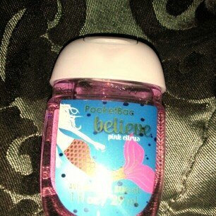 Bath & Body Works PocketBac Hand Sanitizer Gel Sweet Peach Tea uploaded by Stephanie M.