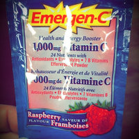 Emergen-C 1000mg Vitamin C Dietary Supplement – Raspberry uploaded by Tara J.