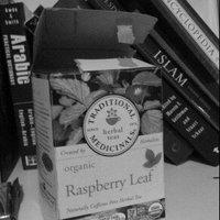 Traditional Medicinals Caffeine Free Organic Herbal Tea Raspberry Leaf uploaded by Nesha U.