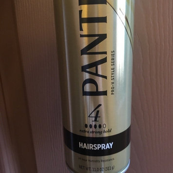 Photo of Pantene Pro-V Extra Strong Hold Hair Spray, 11 oz uploaded by Sar J.