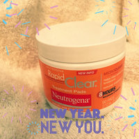 Neutrogena Rapid Clear Treatment Pads uploaded by Rana K.