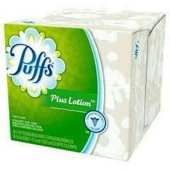 Puffs® Ultra Soft & Strong Facial Tissues uploaded by Joye J.