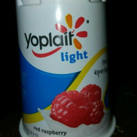 Yoplait Light Red Raspberry Fat Free Yogurt uploaded by Missy H.