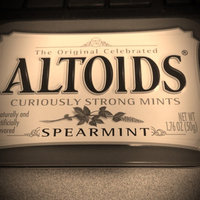 Altoids Curiously Strong Spearmint Mints uploaded by Lacey F.