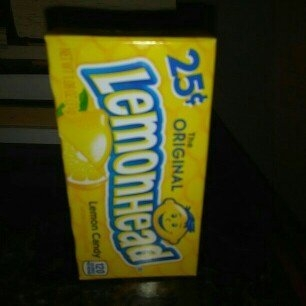 The Original Lemonhead uploaded by sade c.