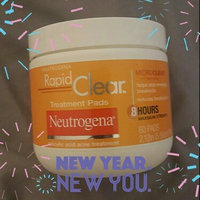 Neutrogena® Rapid Clear Treatment Pads uploaded by Amanda M.