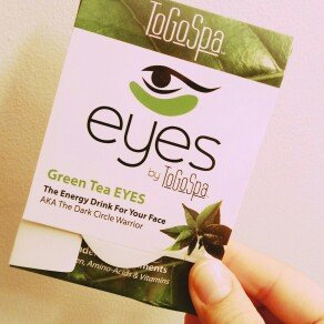 Photo of ToGoSpa Green Tea - Rejuvenating Eye Pads 3 piece uploaded by Mallory S.