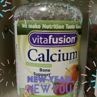 Vitafusion Calcium uploaded by Andrea K.