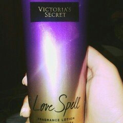 Victoria's Secret Love Spell Body Lotion uploaded by Paula A.