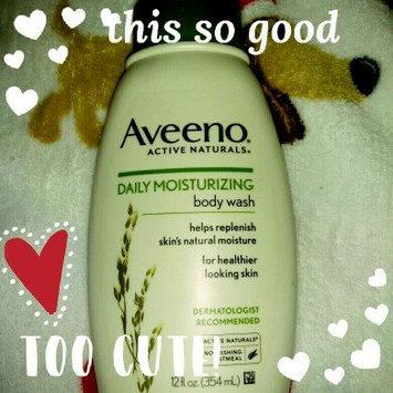Photo of Aveeno® Daily Moisturizing Body Wash uploaded by Yohanna R.