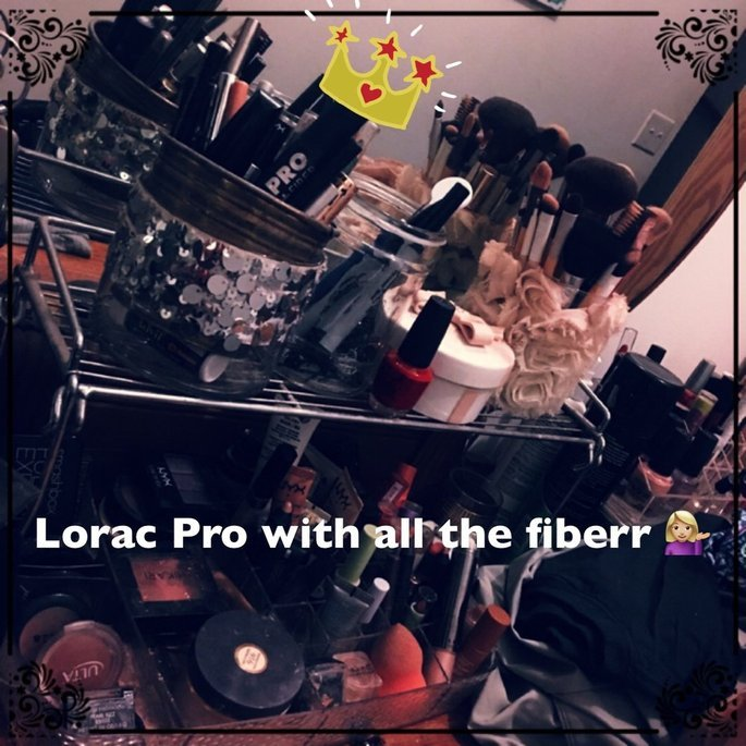 LORAC PRO Plus Fiber Mascara (Black) uploaded by Ashley R.