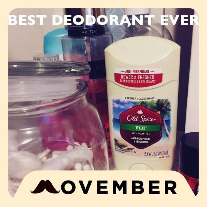 Old Spice Fresher Collection Men's Deodorant and Antiperspirant uploaded by Bailey M.