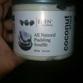 Eden Body Works EDEN BodyWorks All Natural Coconut Shea Pudding Souffle uploaded by maria R.