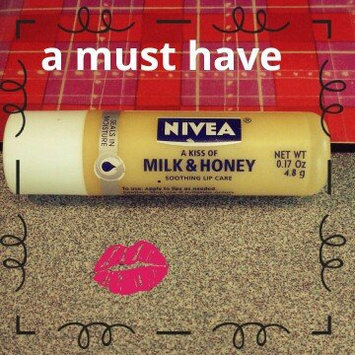 NIVEA Milk & Honey Soothing Lip Care uploaded by kristi G.