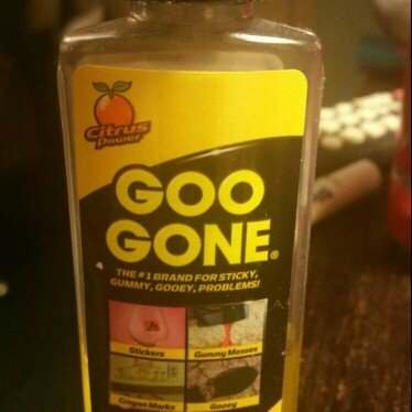 Goo Gone Stain Remover uploaded by Laura S.