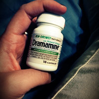 Dramamine® Non-Drowsy Naturals Motion Sickness Relief Capsules uploaded by Amanda S.