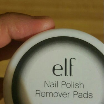 Photo of e.l.f Nail Polish Remover Pads uploaded by Christina H.