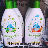 Babyganics Tub Time Extra Gentle Bubble Bath And Body Wash, Fragrance uploaded by May L.
