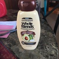 Garnier® Whole Blends™ Avocado Oil & Shea Butter Extracts Nourishing Shampoo 12.5 fl. oz. Bottle uploaded by Kristine O.