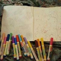 Crayola Color Wonder Drawing Paper-30 Sheets uploaded by Heather V.