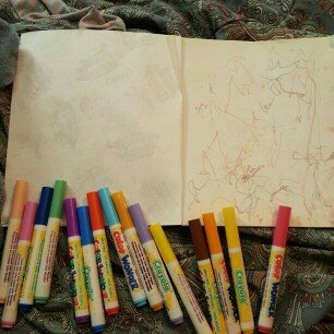 Photo of Crayola Color Wonder Drawing Paper-30 Sheets uploaded by Heather V.