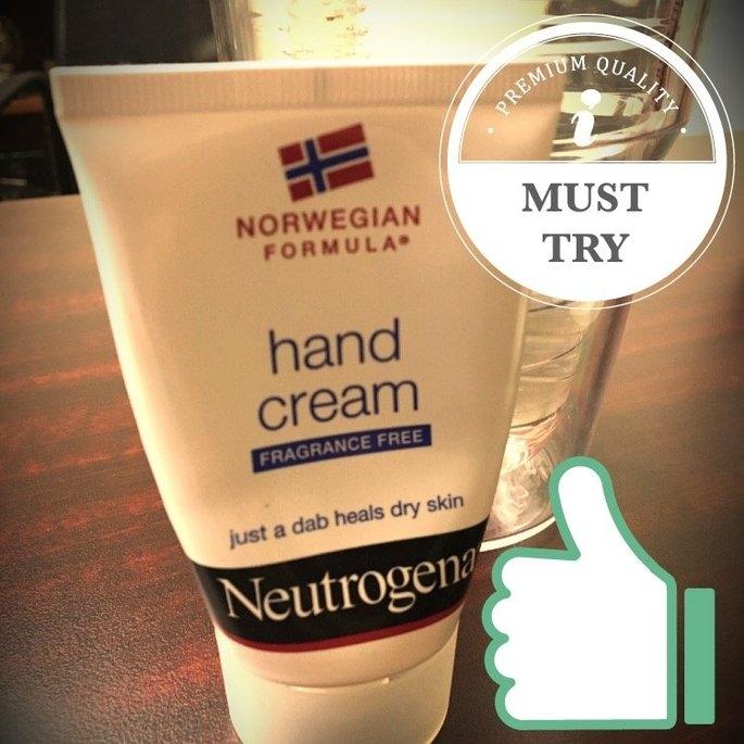 Neutrogena Norwegian Formula Hand Cream uploaded by Sara D.