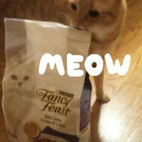 Fancy Feast® Gourmet Dry Cat Food With Savory Chicken & Turkey uploaded by Bobbi W.