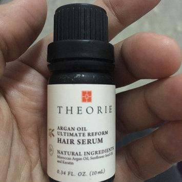 Photo of Theorie Argan Oil Repair Hair Serum uploaded by Alexia T.