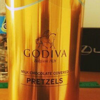 Godiva Milk Chocolate Pretzel Tin uploaded by Jon T.