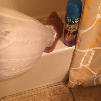 Photo of Gillette Venus Ultramoisture Violet Swirl Shave Gel with Olay uploaded by Shannon J.